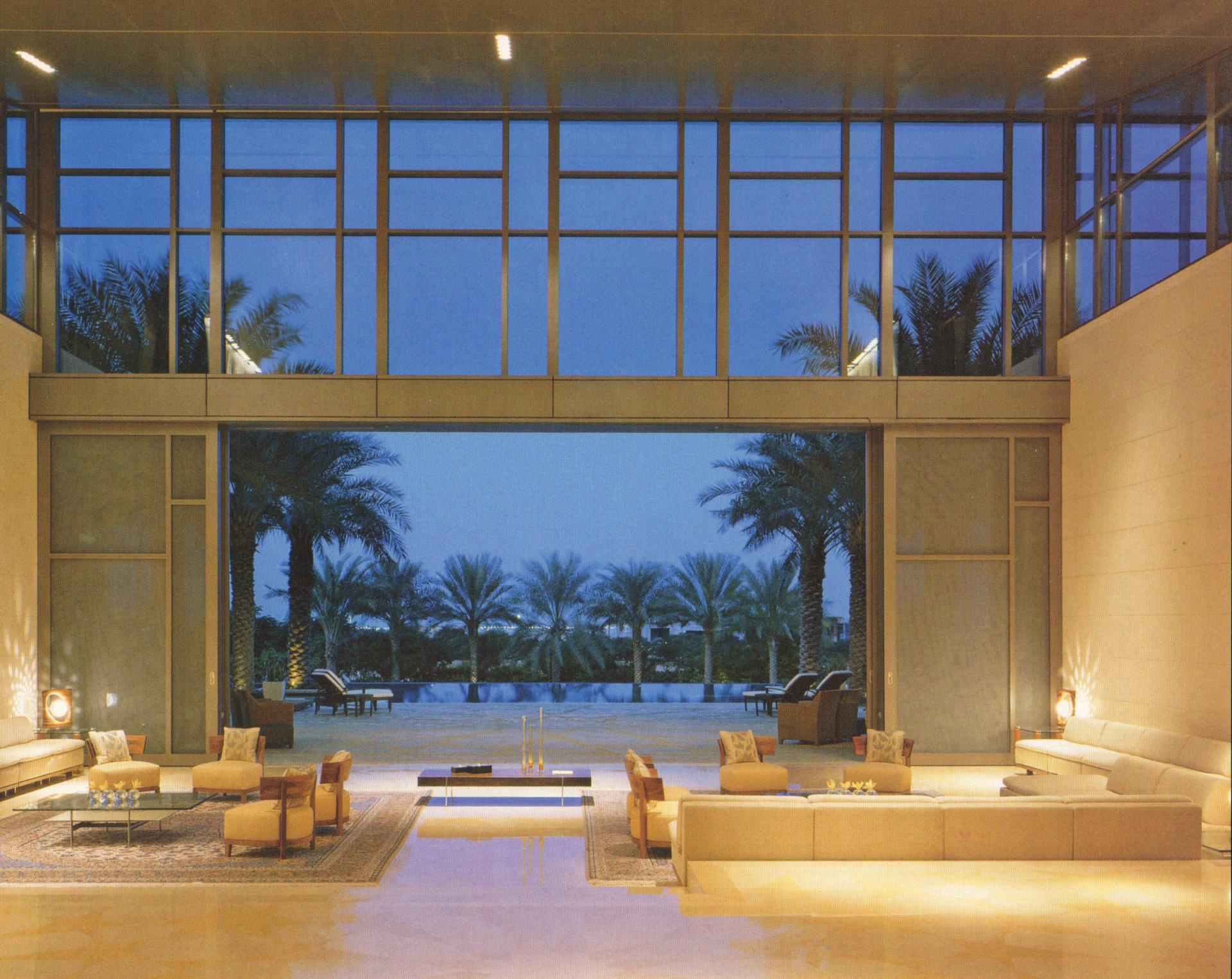 Private Residence, Dubai, UAE, Main Majilis